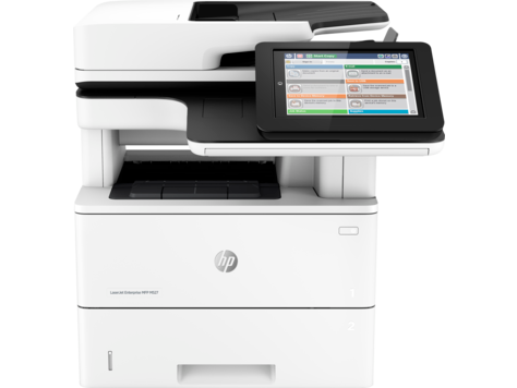 HP LaserJet Managed MFP M527 系列
