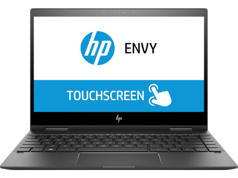 HP ENVY 13-ag0000 x360 -hybriditietokone