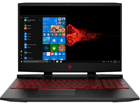 OMEN by HP 15-dc0000 Laptop PC series