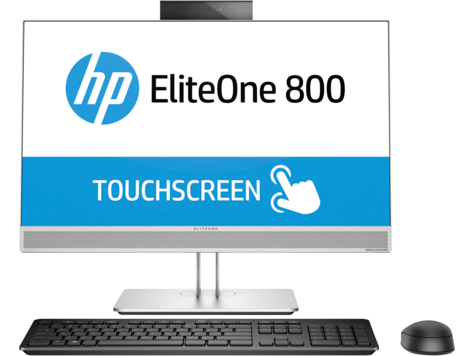 HP EliteOne 800 G4-23,8 Zoll All-in-One-PC mit Touch-Funktion
