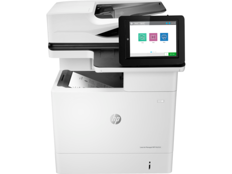 HP LaserJet Managed MFP E62555 series