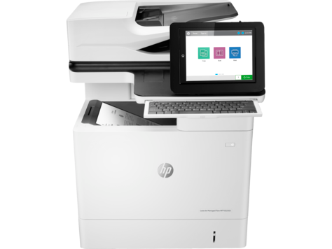 HP LaserJet Managed MFP E62565 series