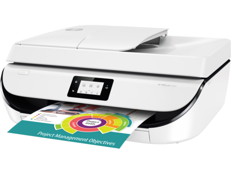 HP OfficeJet 5232 All-in-One Printer