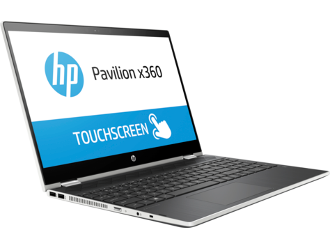 HP Pavilion 15-cr0000 x360 konverterbar PC