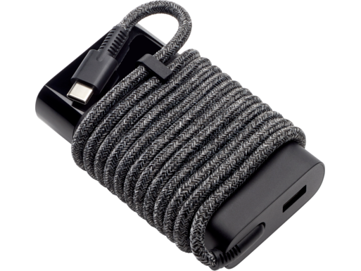HP 65W USB-C Slim Travel Power Adapter