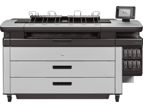 Impresora HP PageWide XL serie 6000