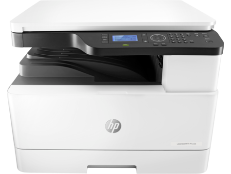 HP LaserJet MFP M433 Printer series