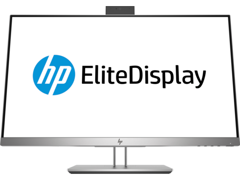 HP EliteDisplay E243d23.8 英寸 QHD 显示器