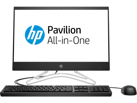 HP 200 G3 All-in-One -tietokone