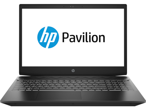 HP Pavilion Gaming – 15-cx0000 bærbar pc
