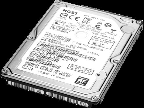 Disco Rígido HP 1 TB SATA 7200 rpm