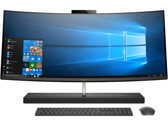 HP ENVY Curved All-in-One - 34-b135se - Center