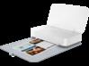 HP Tango X with Indigo Linen Cover