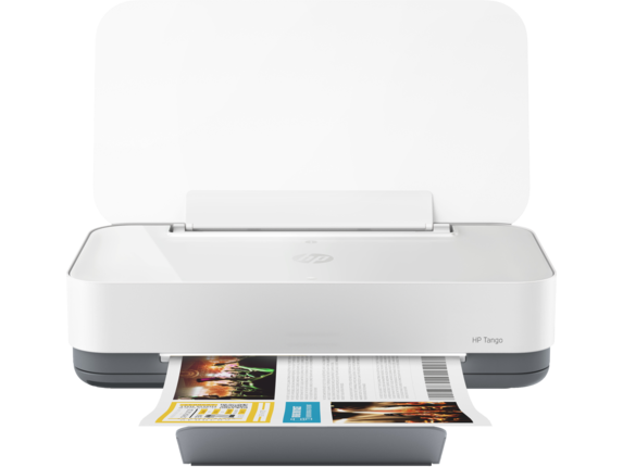 HP Tango Terra Printer - Center