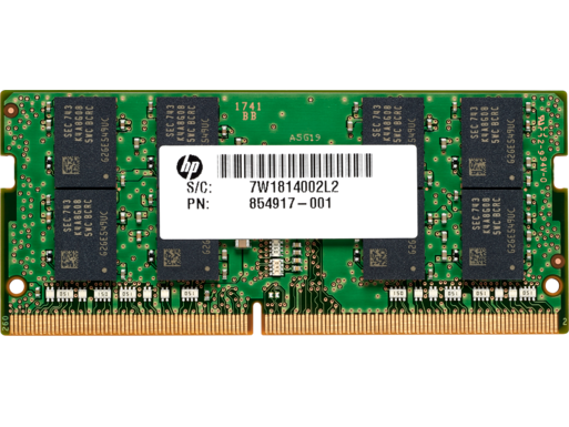 HP 16 GB 2666 MHz DDR4 Memory