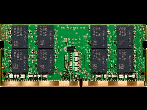 HP 16 GB 2666 MHz DDR4 Memory - Rear