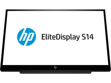 HP EliteDisplay S14 14-Zoll-Display, tragbar