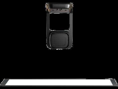 Appareil photo numérique 3D HP Z