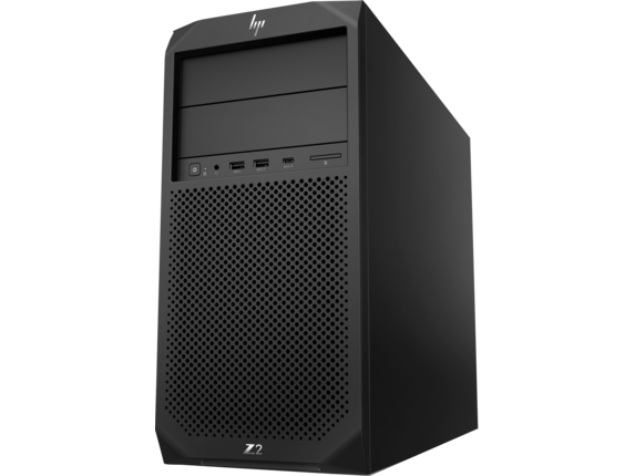 HP Z2 Tower G4 Workstation - Left
