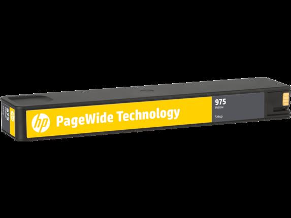 HP 981A Black Original PageWide Cartridge - Right