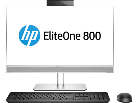 HP EliteOne 800 G4 23,8-tommers GPU, All-in-One-PC