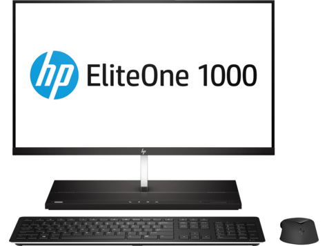 HP EliteOne 1000 G2 34-inch Curved All-in-One Business pc