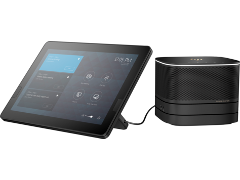 HP Elite Slice G2 with Microsoft Teams Rooms