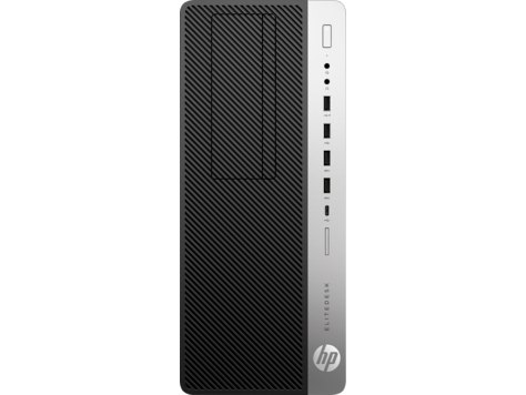 Ordinateur format tour HP EliteDesk 800 G4