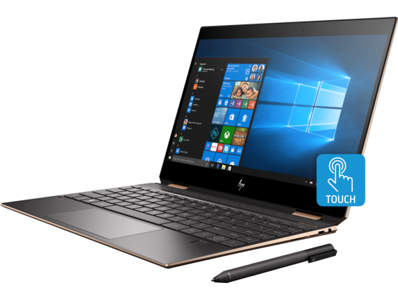 HP Spectre x360 - 13-ap0039nr - Left