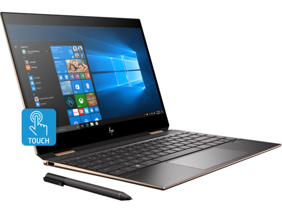 HP Spectre x360 - 13-ap0039nr - Right