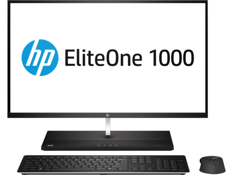 HP EliteOne 1000 G2 All-in-One Business-PC mit Touch-Funktion, 4K UHD (27 Zoll)