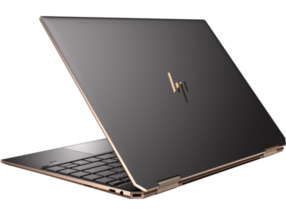 HP Spectre x360 - 13-ap0038nr - Left rear