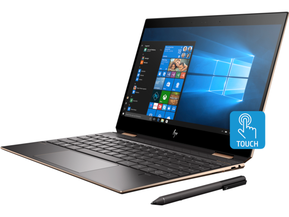HP Spectre x360 - 13-ap0038nr - Left