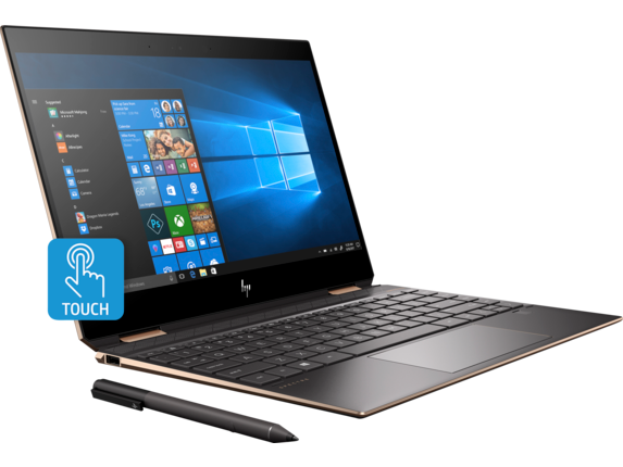 HP Spectre x360 Laptop - 13t - Right