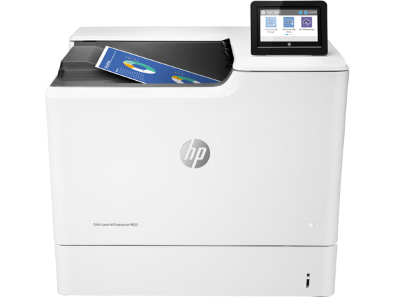 HP Color LaserJet Enterprise M653dn - Center