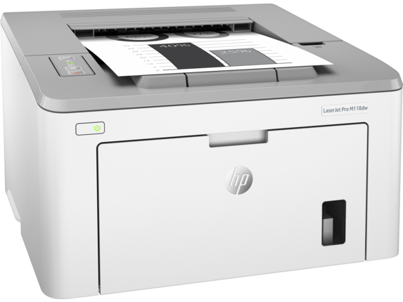 HP LaserJet Pro M118dw - Right