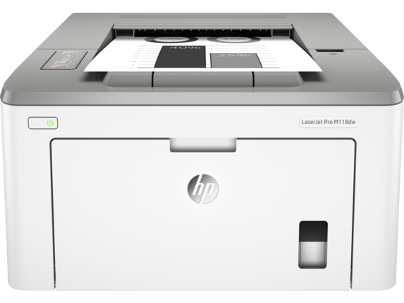HP LaserJet Pro M118dw - Center