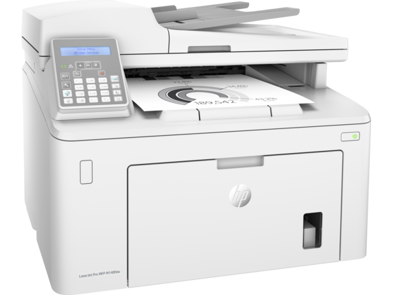 HP LaserJet Pro MFP M148fdw - Right