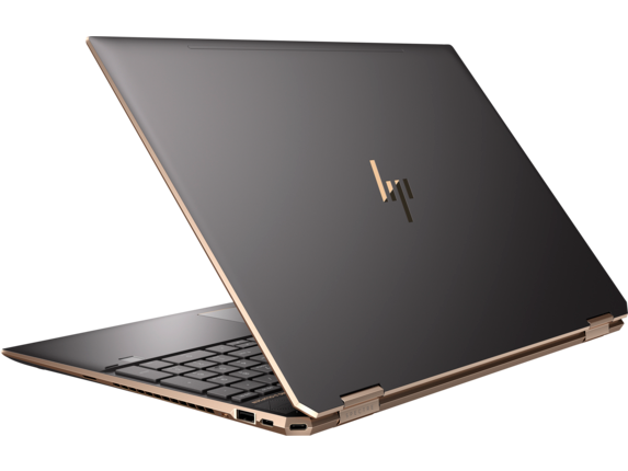 HP Spectre x360 - 15-df0070nr - Left rear