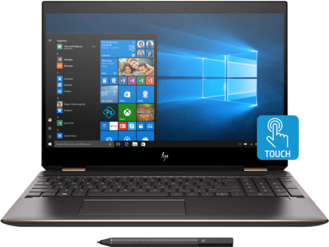 HP Spectre x360 - 15-df0004na