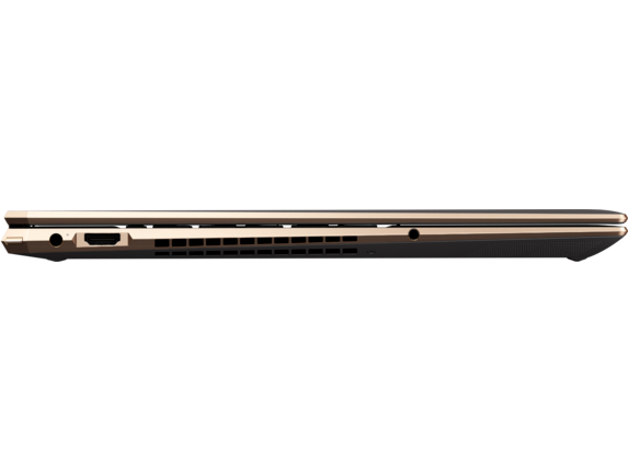 HP Spectre x360 Laptop - 15t touch - Right profile closed