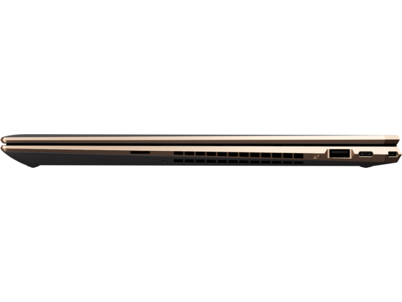 HP Spectre x360 Laptop - 15t touch - Left profile closed