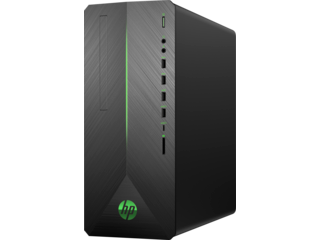 HP Pavilion Gaming Desktop - 790-0050t