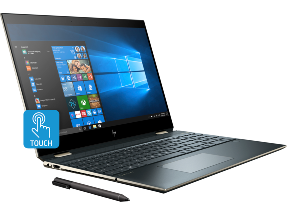 HP Spectre x360 - 15-df0068nr - Right