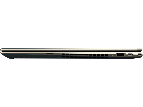 HP Spectre x360 - 15-df0068nr - Left profile closed