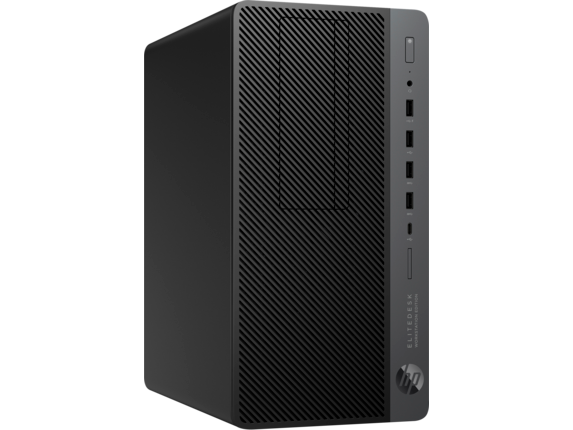 HP EliteDesk 705 G4 Workstation Edition - Right