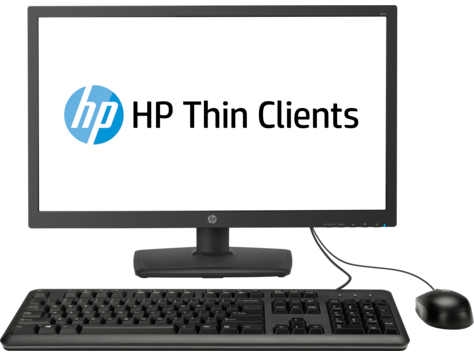 HP t310 All-in-One Zero İstemci