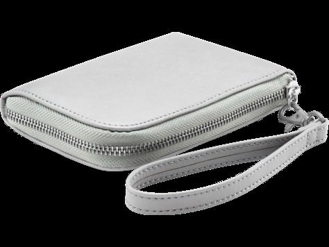 HP Sprocket Gray Wallet Case