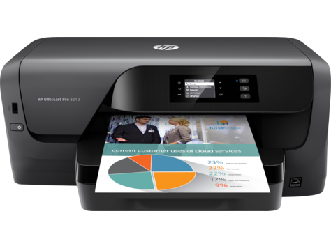 HP OfficeJet Pro 8210 Printer series