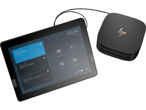 HP Elite Slice G2 - Audio Ready with Microsoft Teams Rooms - Right